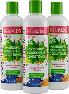 Luster's Pink Kids Awesome Nourishing Conditioner - 3 pack