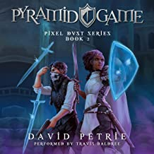 Pyramid Game: Fantasy GameLit RPG Series (Pixel Dust, Book 2)