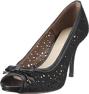Akari 09107 - Zapatos de Vestir de Cuero para Mujer