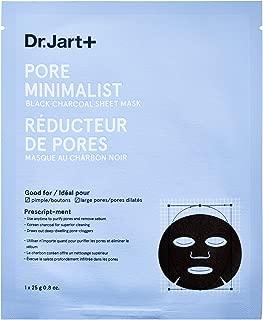 Dr. Jart+ Pore Minimalist Black Charcoal Sheet Mask 1X