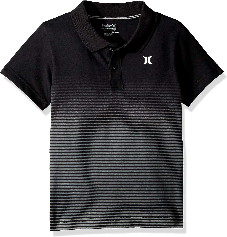 Hurley Boys' Short Sleeve Polo Shirt