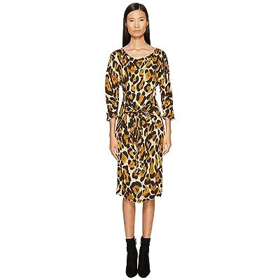 Vivienne Westwood Marilyn Cheetah Dress (Beige) Women