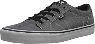 Vans Men's Bishop Textile Ankle-High Canvas Fashion Sneaker