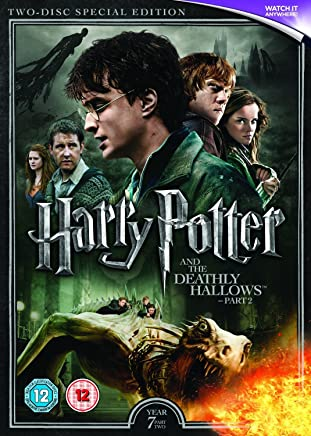 Harry Potter and the Deathly Hallows - Part 2 - DVD
