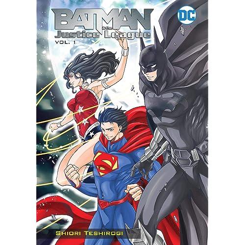 Amazon.com: Batman and the Justice League Manga Vol. 1 eBook ...