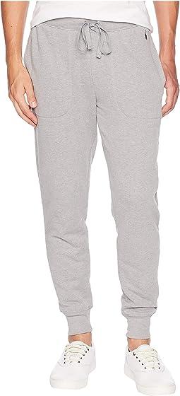 Brushed Fleece Jogger Pants