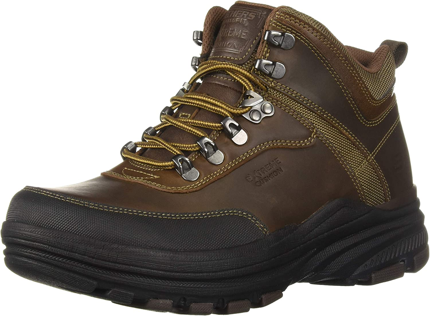 Skechers Mens Holdren- Brenton Chukka Boot