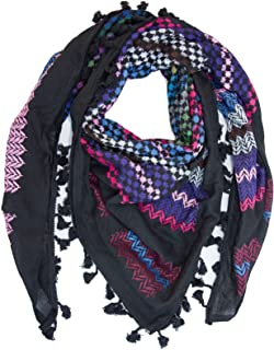 AUTHENTIC 100% Cotton Fashion Dessert Arab Middle Eastern Keffiyeh Tactical Military Hatta Shemagh scarf