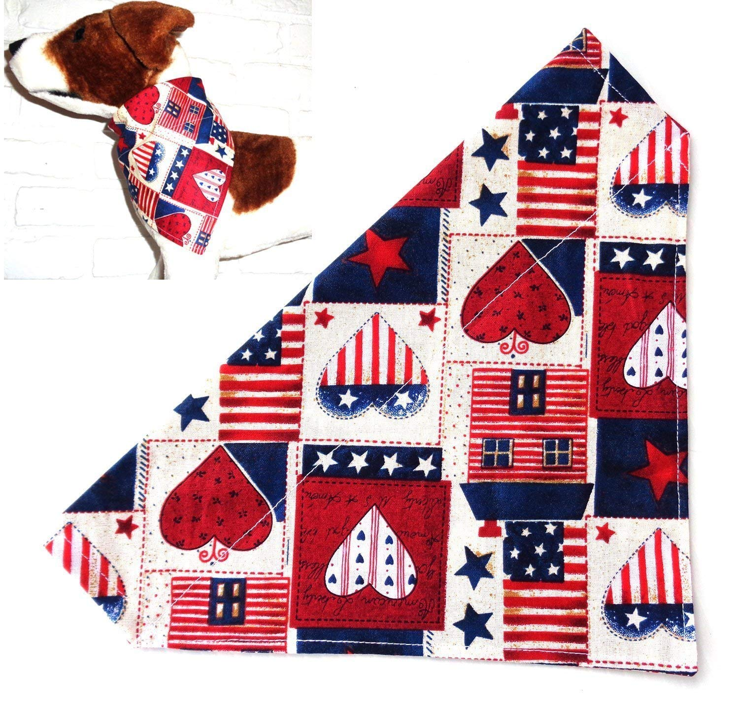 ghdonat.com Handmade Products Apparel & Accessories Red White and ...