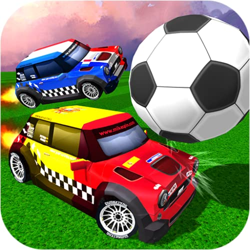 Futebol Rocket - Liga de Carros: Carrinhos de Corridas e Explosão