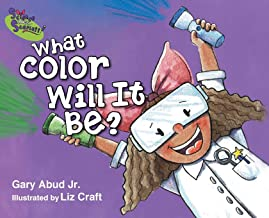 Science With Scarlett: What Color Will It Be?