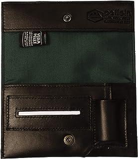 Pellein - Portatabacco in vera pelle Merbug - Astuccio porta tabacco, porta filtri, porta cartine e porta accendino. Handm...
