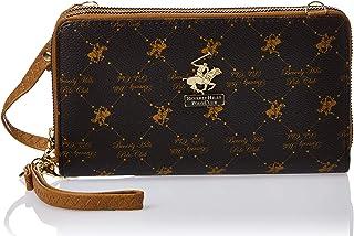 BHPC Womens Wristlet Bag, BROWN - WB45PVABN