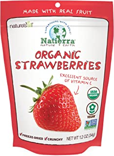 Best frozen dried strawberries Reviews