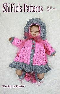 Amazon.es: patrones para bebes