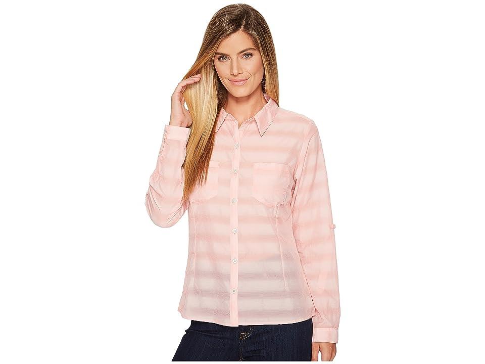 Columbia Summer Trek Long Sleeve Shirt (Sorbet) Women