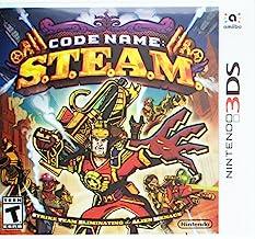 Code Name S.T.E.A.M - Nintendo 3DS