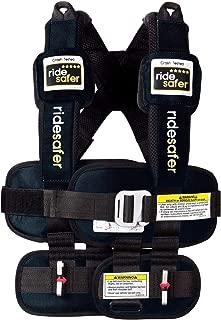 Ride Safer Travel Vest Gen 5, Small, Black
