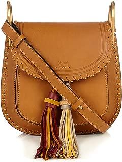 Mini Bag Mustard Brown Small Hudson Tassles New