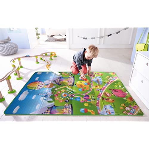The Home Talk Kids Learning Play Mat, 120x180 cm, Waterproof