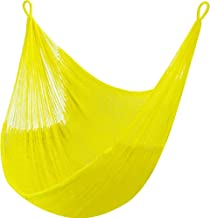 Yellow Leaf Hammocks SHA Bondi Hanging Chair Hammock Swing, Fits 1 Person (330 lbs)