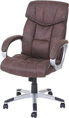 Rollhocker Drehhocker Arbeitsstuhl Büro Stuhl Drehstuhl PU STEADY hjh OFFICE