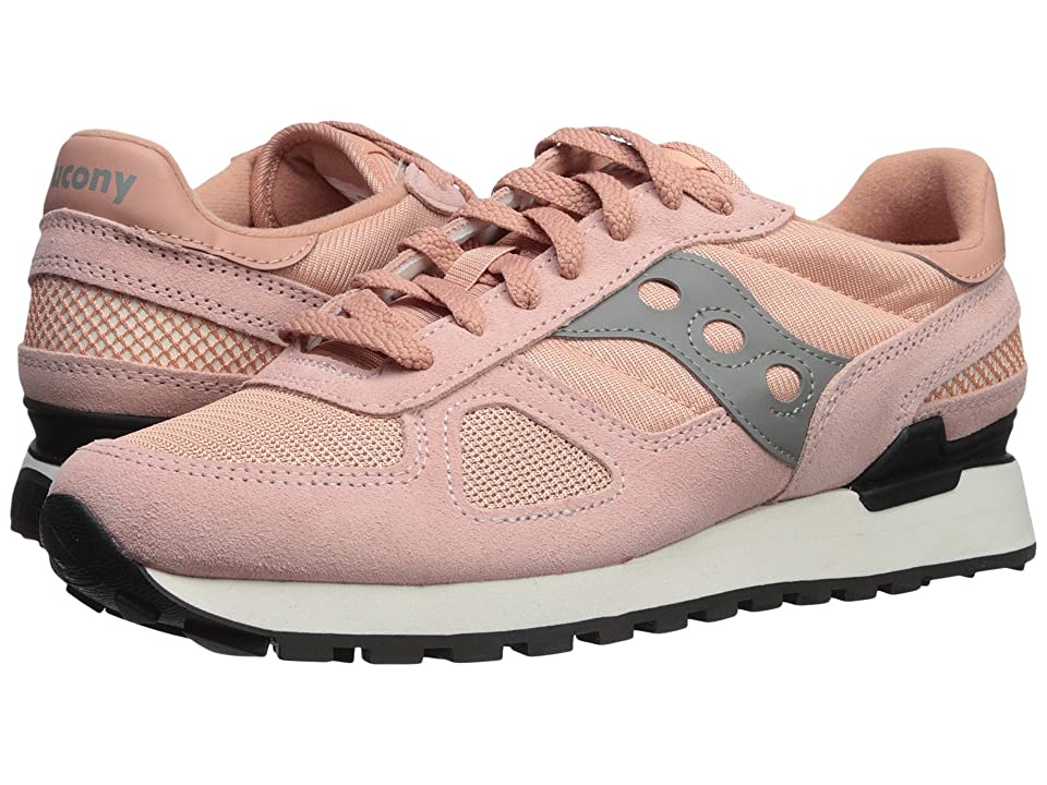 Saucony Originals Shadow Original (Pink/Grey) Men