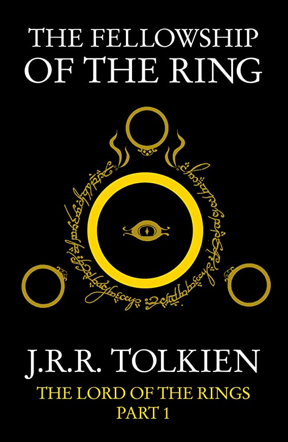 実験気晴らし初期The Fellowship of the Ring (The Lord of the Rings, Book 1) (English Edition)