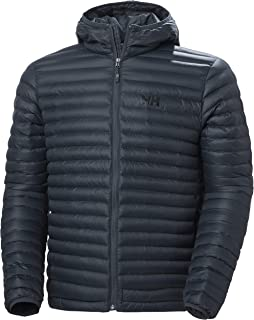 Helly Hansen Sirdal Hooded Insulator Jacket Doudoune Homme Slate FR: 2XL (Taille Fabricant: 2XL)