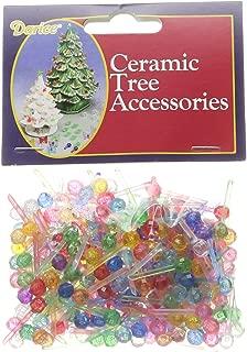 Darice Ceramic Christmas Tree Bulb .25