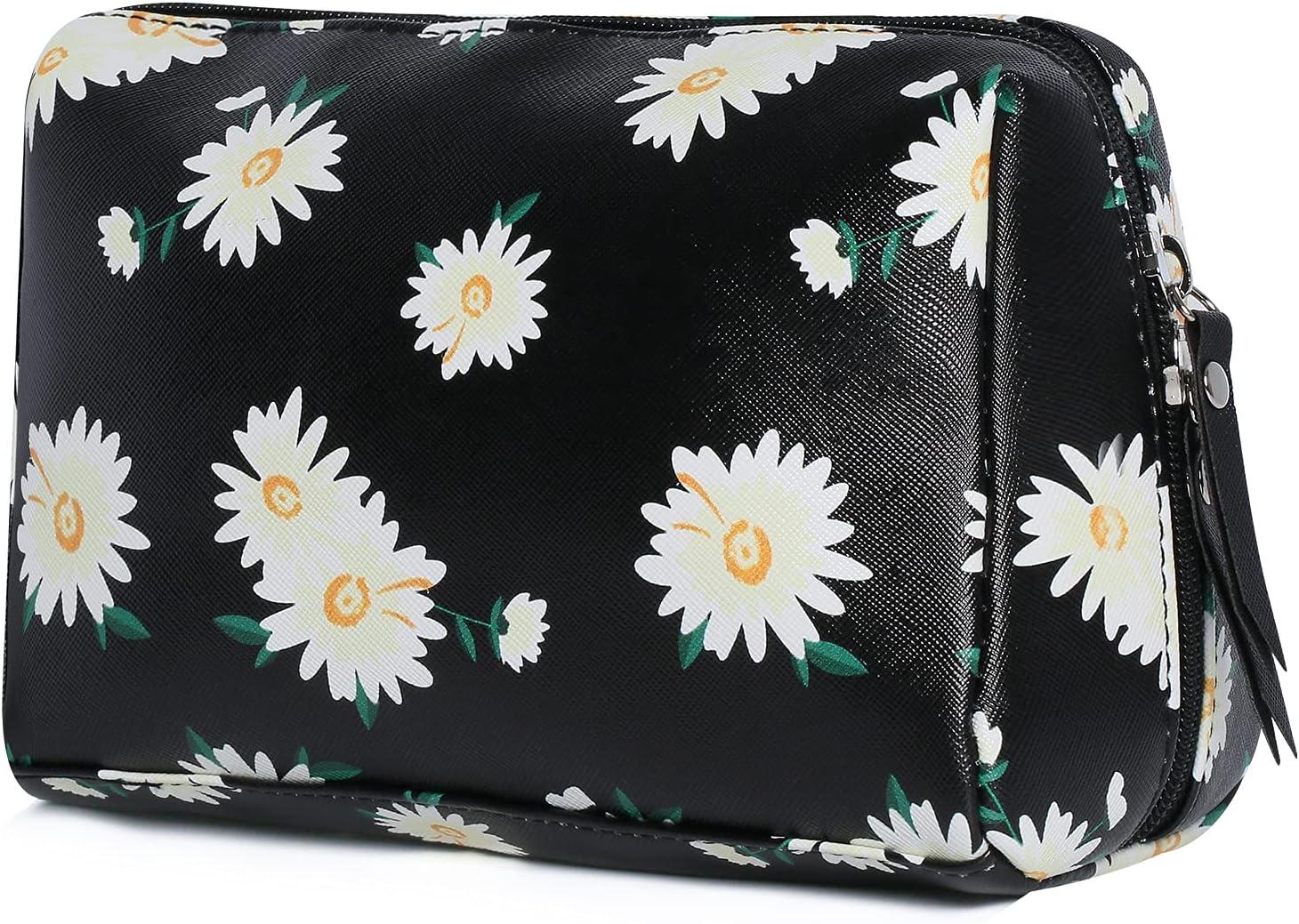 Full Size Cosmetic bag Huygens Vegan Makeup Organiz Minneapolis Mall Bag In stock Leather