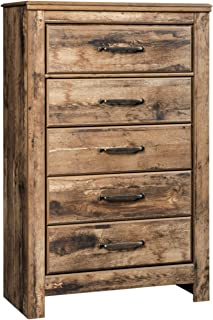 Signature Design by Ashley B224-46 Blaneville Chest of Drawers Brown