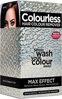 Colourless Colourless Hair Colour Remover Max Effect, Max Effect, 180, 180 ml