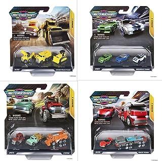 Micro Machines Duży zestaw pojazdów z 11 pojazdami z serii 1 – 4 x zestaw startowy