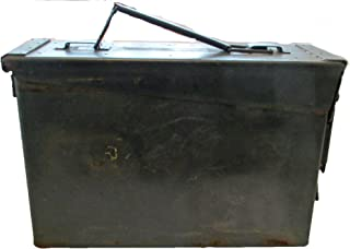 S.A.W. / FAT 50 CAL AMMO CAN (PA108)-USED