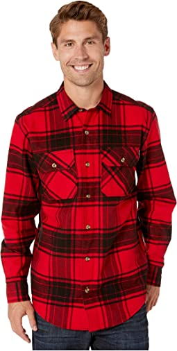 Classic Red/Black Check