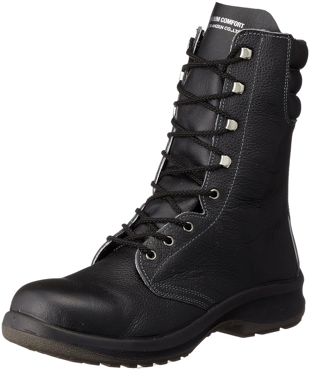 [ミドリ安全] 安全靴 JIS規格 長編上靴 プレミアムコンフォート PRM230