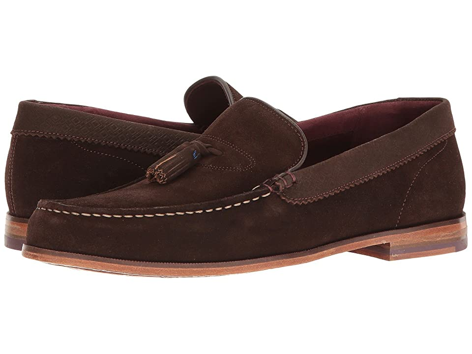 Ted Baker Dougge (Brown Suede) Men