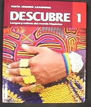 Best descubre spanish 1 textbook Reviews