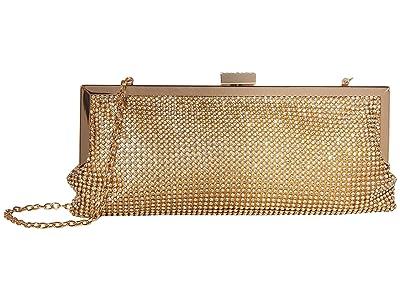 Jessica McClintock Erin (Gold) Handbags