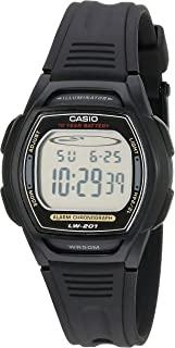 Casio Womens LW201-1AV Digital Alarm Chronograph Watch