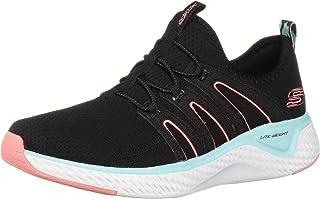 comprar comparacion Skechers Solar Fuse-Electric Pulse, Zapatillas sin Cordones para Mujer