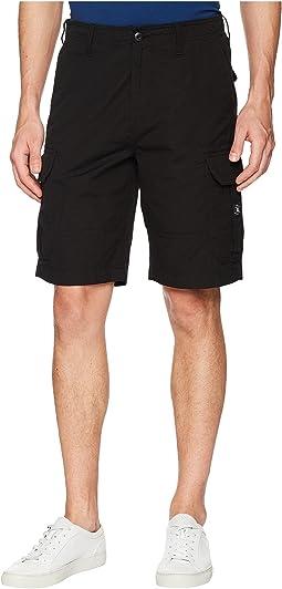 "DC Ripstop Cargo 21"" Shorts"