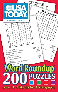 puzzles usa today word roundup