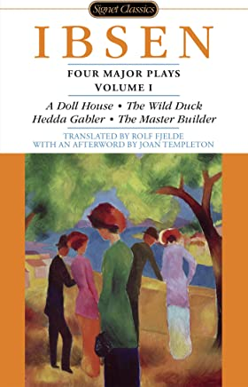 Four Major Plays, Volume I (Four Plays by Ibsen Book 1) (English Edition)