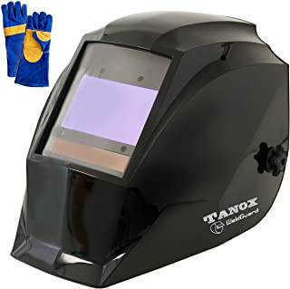 Digital Control Auto Darkening Solar Powered Welding Helmet ADF-210S, Solar Shade Lens,..