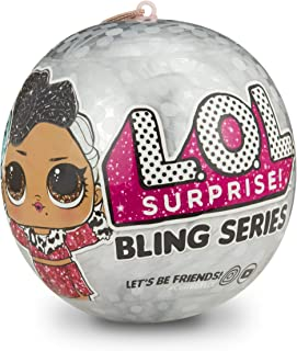 L.O.L. Surprise! Bling Series with 7 Surprises, Multicolor
