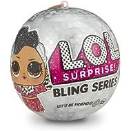 L.O.L. Surprise! Bling Series with 7 Surprises, Multicolor