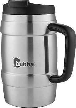 Bubba 34 oz Keg Vacuum Insulated Stainless Steel Desk Mug