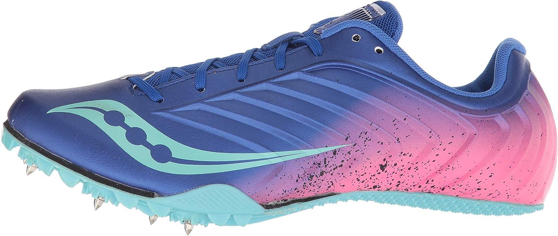 Saucony Womens Spitfire 5 Track Shoe
